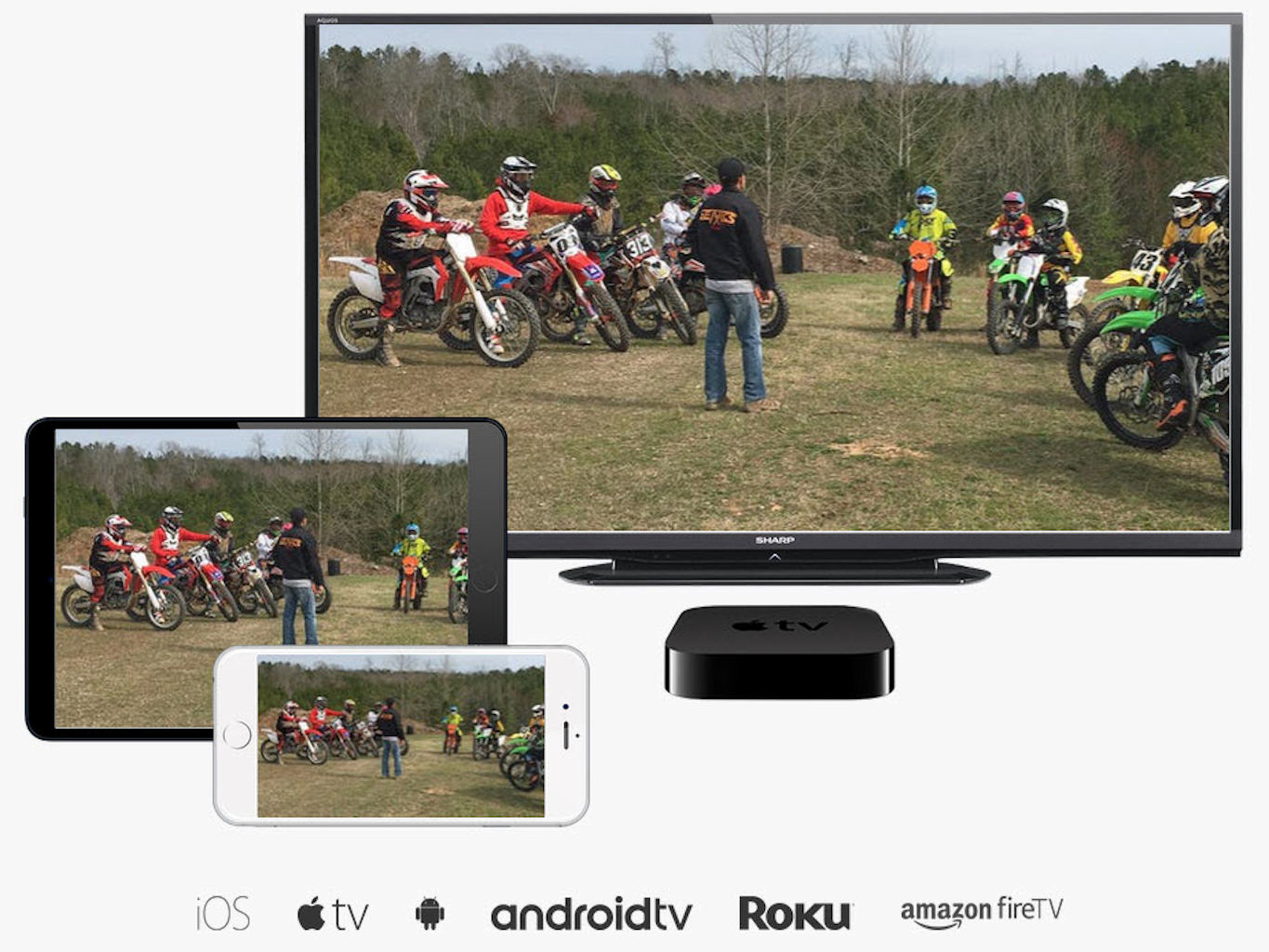 Stream MX Training Videos